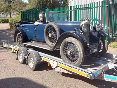 car-transport-Northampton